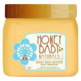 HONEY BABY NATURALS Beurre capillaire HONEY & KARITÉ 298g (Hair Smoothie)