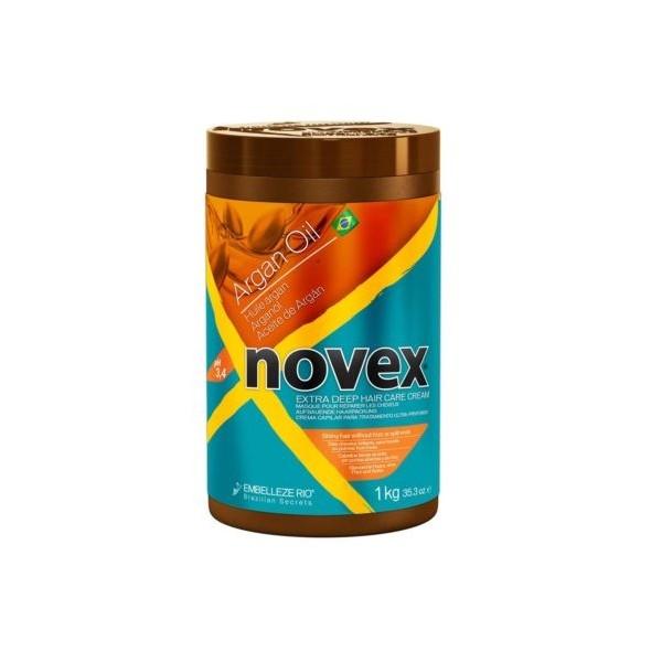 NOVEX Masque capillaire hydratant ARGAN OIL 1kg