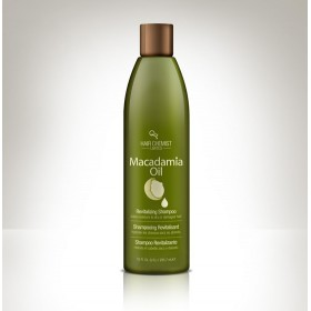 HAIR CHEMIST LIMITED Shampooing MACADAMIA OIL 295.7 (Revitalizing Shampoo)