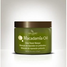 HAIR CHEMIST LIMITED Masque capillaire réparateur MACADAMIA OIL 227g