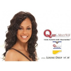 Milkyway QUé tissage LOOSE DEEP *