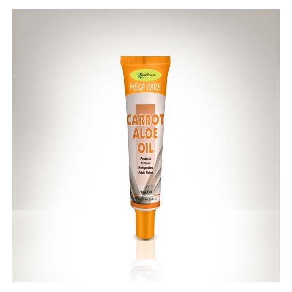 SUNFLOWER Huile de CAROTTE & ALOE 45ml
