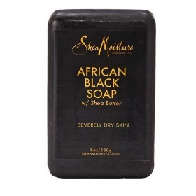 SHEA MOISTURE African Black Soap & Shea Butter 230g