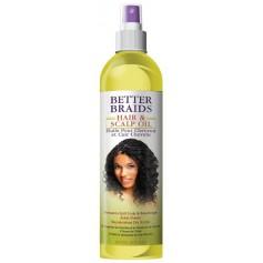 Huile pour coiffures nattées (Hair & Scalp oil) 237ml