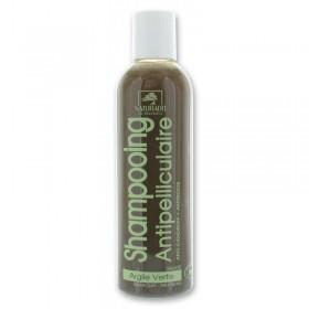 NATURADO Shampooing antipelliculaire ARGILE VERTE BIO 200ml