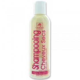 NATURADO Shampooing cheveux secs ARGILE BLANCHE BIO 200ml