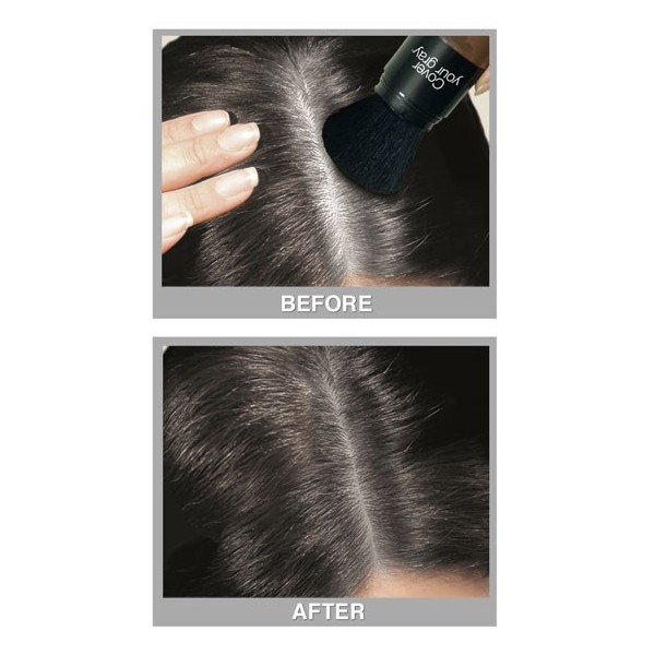 COVER YOUR GRAY Shampooing sec retouche racine (Cleanse & Cover) 12g