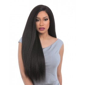 "SENSAS tissage BOUTIQUE KINKY STRAIGHT 18"",20"",22"" (Deep Lace)"