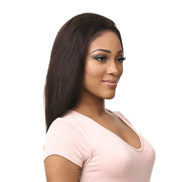 "SENSAS tissage STRAIGHT 12"",14"",16"" (Lace Frontal)"