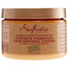Crème définissante pour twists MANUKA MAFURA 354ml (Custard)