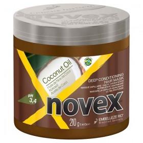 NOVEX Masque capillaire hydratation Huile de COCO
