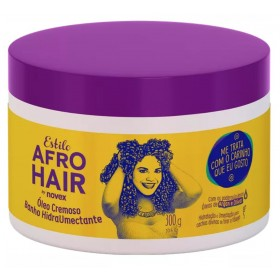 Huile crémeuse d'humectation (AFRO HAIR) 300g