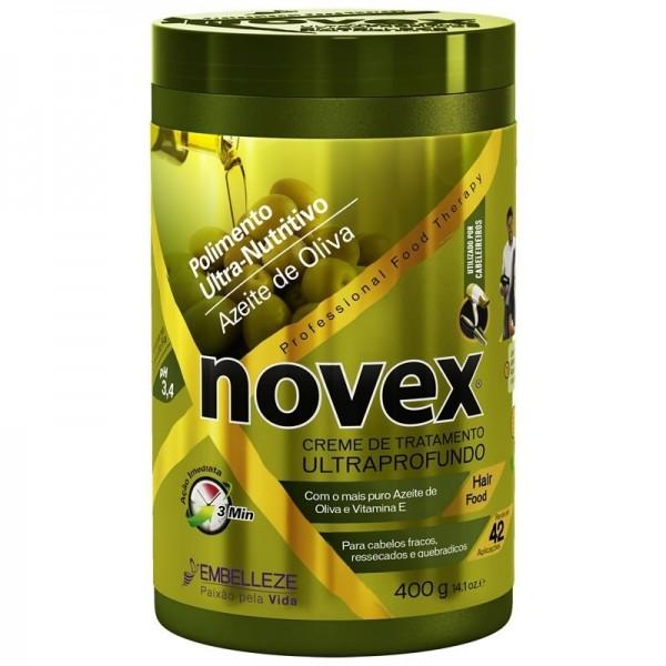 NOVEX Masque capillaire OLIVE OIL 400g