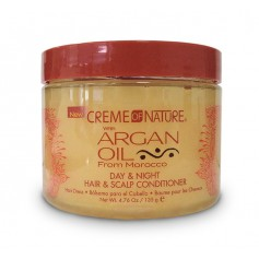 Baume Argan pour cheveux et cuir chevelu 135g (Hair & Scalp Conditioner)