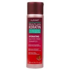 Shampooing hydratant Kératine Brésilienne 300ml