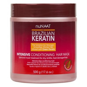 NUNAAT Masque capillaire revitalisant (intensive conditioning hair mask) 500g