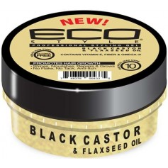 Gel play'n stay 48h BLACK CASTOR & FLAXSEED OIL 90ml (Edge Control)
