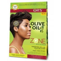 """ORGANIC ROOT STIMULATOR ORS Special """"targeted area"""" relaxer cream OLIVE OIL"""