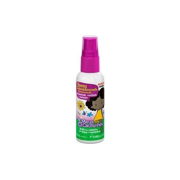 NOVEX Spray démêlant pour boucles 120ml (Spray Desembaraçante)