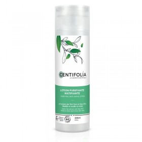 CENTIFOLIA Lotion purifiante matifiante BIO 200 ml