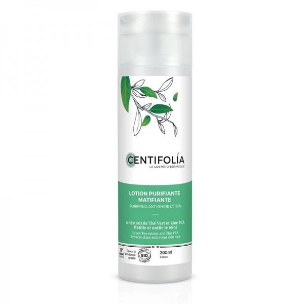 CENTIFOLIA Lotion purifiante matifiante BIO 200 ml