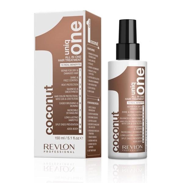 REVLON Spray capillaire réparateur COCO 150ml (Uniq One)