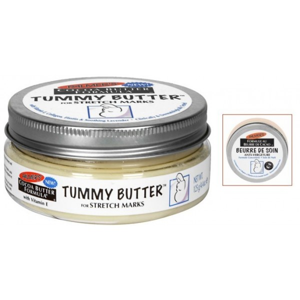 PALMER'S Beurre de soin anti vergetures (Tummy Butter) 125g