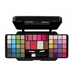 MISS COP Palette de maquillage 50 couleurs