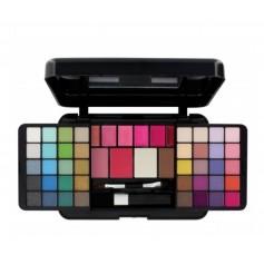 Palette de maquillage 50 couleurs