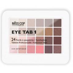 Palette de maquillage Eye Tab 1