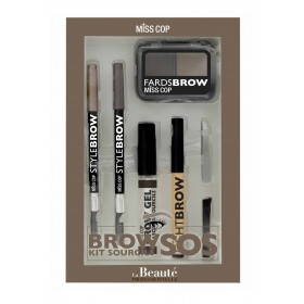 MISS COP Kit SOS sourcils (SOS eyebrow kit)
