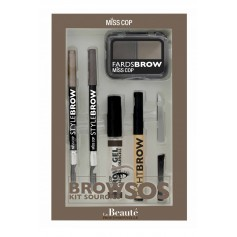 Kit SOS sourcils (SOS eyebrow kit)
