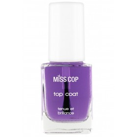 MISS COP Vernis TOP COAT 12ml