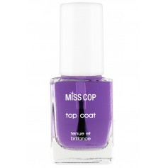 Vernis TOP COAT 12ml (tenue+brillance)_