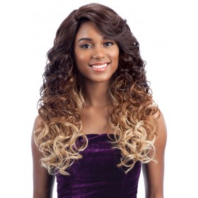 EQUAL wig GLOW BLOSSOM (Lace Deep Invisible L Part)