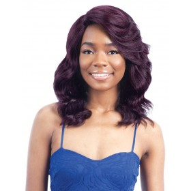 EQUAL wig WINK BLOSSOM (Lace Deep Invisible L Part)