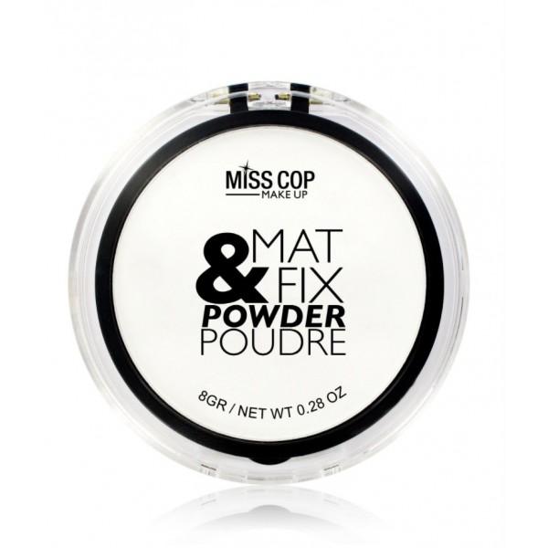 MISS COP Poudre mat & fix
