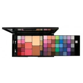 MISS COP Palette de maquillage 59 couleurs