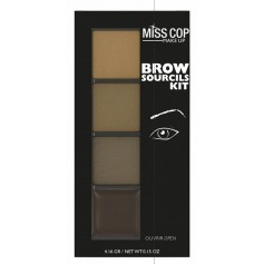 MISS COP Kit sourcils (Brow Sourcils Kit)