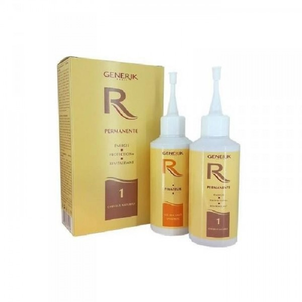 GENERIK PARIS Kit permanente cheveux naturels 120 ml