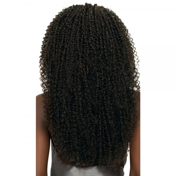 OUTRE demi-perruque CURLY