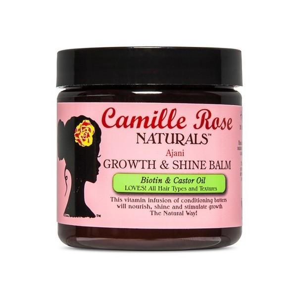 CAMILLE ROSE Baume croissance et brillance 120 ml
