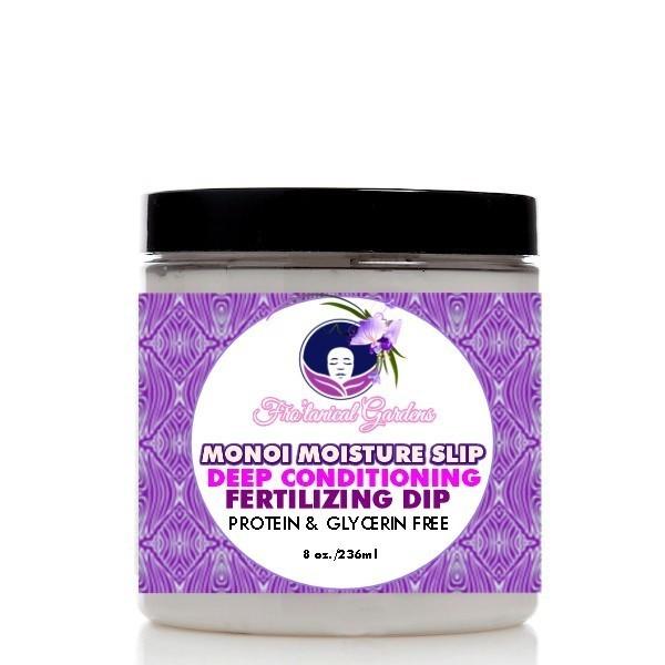 SOULTANICALS Après shampooing hydratant MONOÏ (Monoï Moisture Slip Deep Conditioning Fertilizing Dip) 236 ml