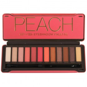 BE YOUR SELF Make-Up Artist Peach Palette 12g