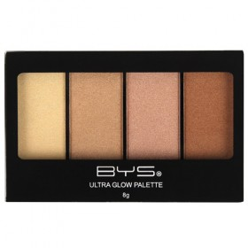 BE YOUR SELF Palette Highlighter Ultra-Glow Star-Gazer 8g