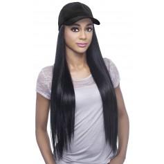 VIVICA FOX CAPDO-BLK cap and hairpiece