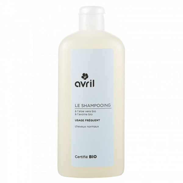AVRIL Shampooing usage fréquent cheveux normaux BIO 250 ml