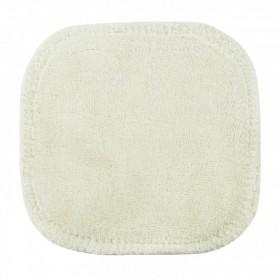 AVRIL Carré démaquillant lavable en coton bio