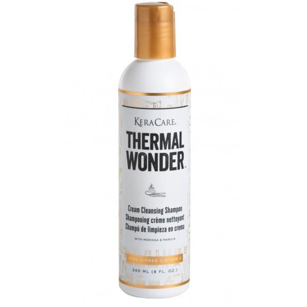 KERACARE Shampooing crème nettoyant Thermal Wonder 240 ml