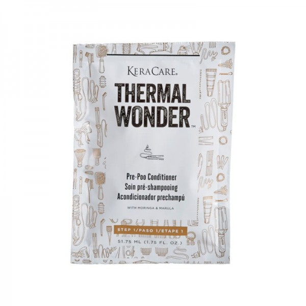 KERACARE Soin pré-shampooing Thermal Wonder 51.75 ml